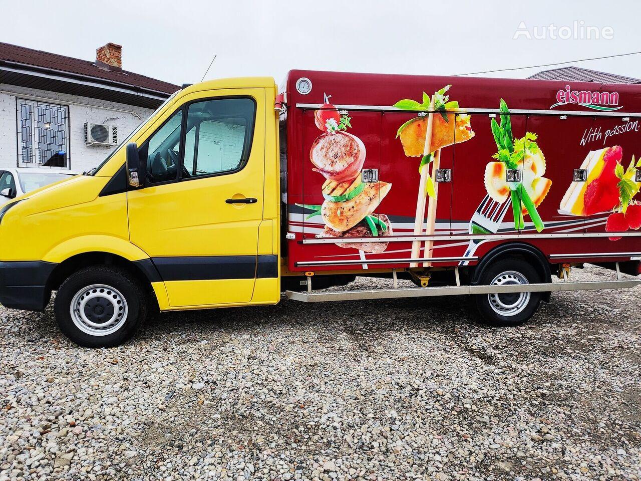 VOLKSWAGEN Crafter kamion za dostavu sladoleda
