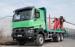 novi RENAULT K 520 P HEAVY kamion za prevoz drva