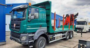 novi TATRA Phoenix  kamion za prevoz drva
