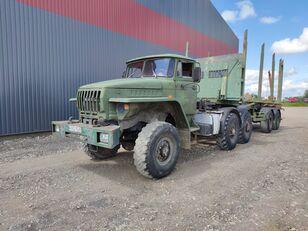 URAL kamion za prevoz drva