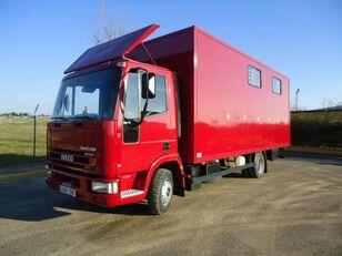 IVECO EUROCARGO 80 E 16 kamion za prevoz konja