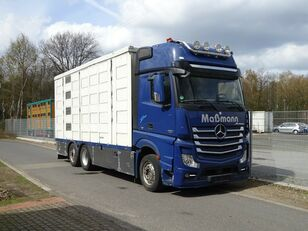 MERCEDES-BENZ Actros 2551 6x2  kamion za prevoz stoke