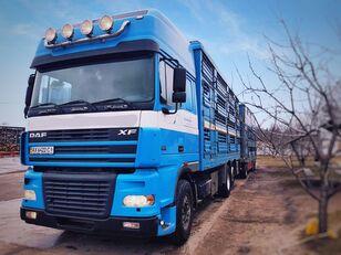 PEZZAIOLI kamion za prevoz stoke + prikolica za prevoz stoke