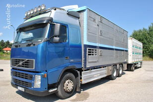 PEZZAIOLI FH12 480 kamion za prevoz stoke