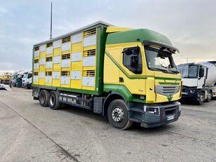 RENAULT PREMIUM 460  kamion za prevoz stoke nakon udesa