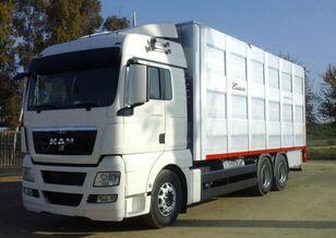 SCANIA R 490 kamion za prevoz stoke