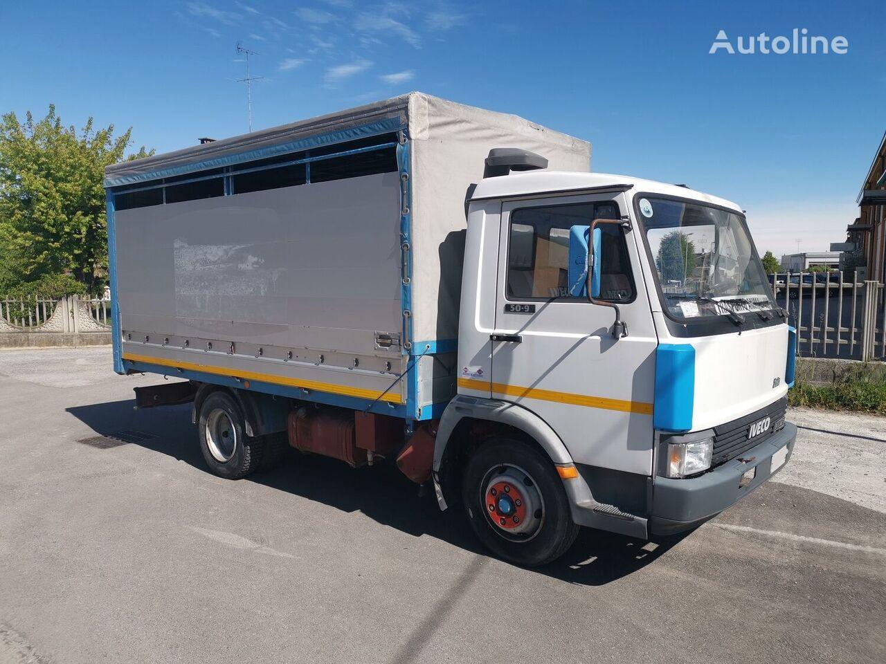 IVECO ZETA 50.9 Trasporto Animali Vivi kamion za prevoz stoke