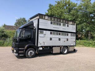 MERCEDES-BENZ Axor Pezzaioli 1/2 stock Veewagen Hefdak kamion za prevoz stoke