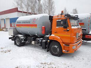 novi KAMAZ 45253 kamion za transport gasa