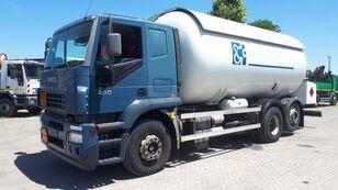 IVECO AT260S40 25m3 52000km kamion za transport gasa