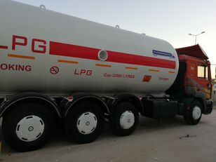 MAN TOP SYSTEM NEW BUILDED 32000L And 24000L LPG Bobtail LAST ONE IN kamion za transport gasa