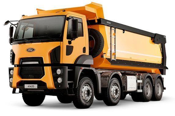 novi FORD Trucks 4142D kiper