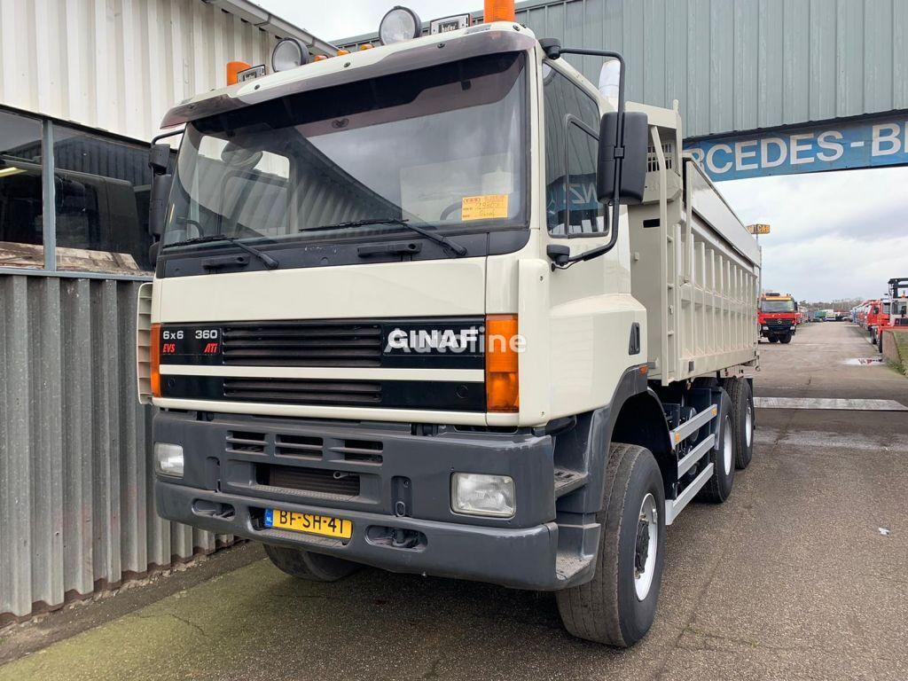 GINAF M 3335-S / 6x6 kiper