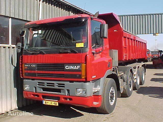 GINAF M 4243-TS / 8x4 kiper