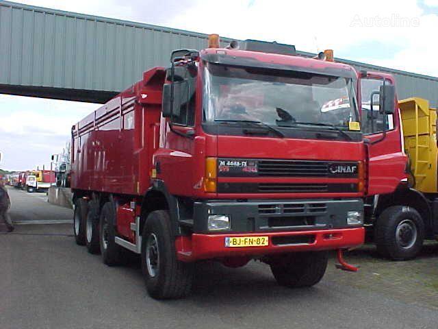 GINAF M 4446-TS - 8x8 kiper