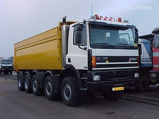 GINAF M 5450 10x8 kiper