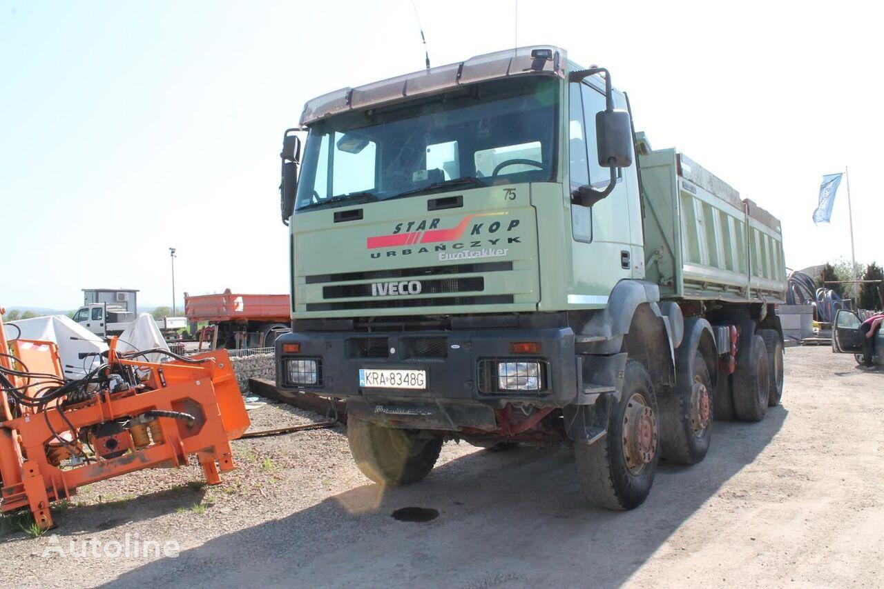 IVECO Eurotrakker 410 EM 80 kiper
