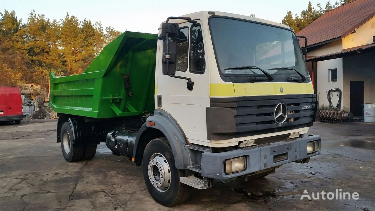 MERCEDES-BENZ SK 1924 Full Steel-Lames/Tipper/Manual (1722/1729/1824/1922/1929 kiper