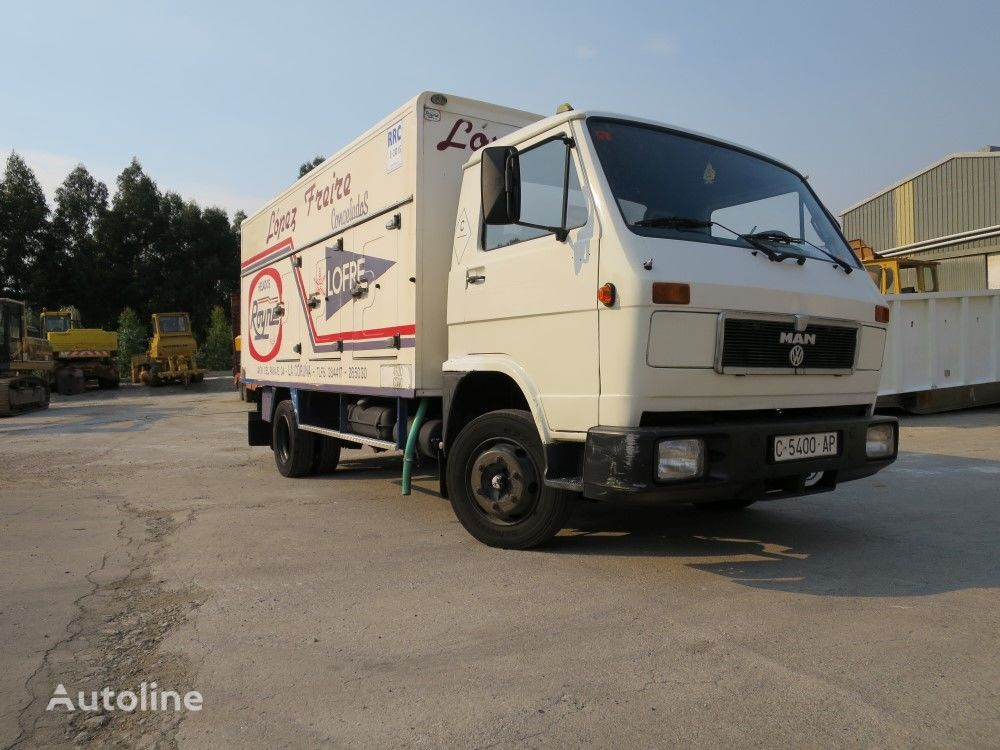 MAN 6100F kombi za prevoz sladoleda