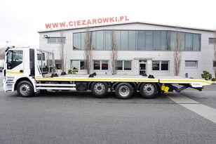 IVECO Stralis 360 , EEV , 8X2 , tridem , load 17t , 8,8m long , retard šlep auto