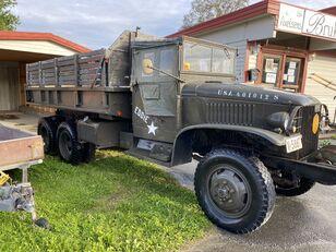 GMC 1942   CCKW 353 with winch vojni kamion
