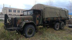 MAGIRUS-DEUTZ JUPITER   vojni kamion po rezervnim delovima