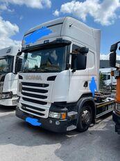 SCANIA R450 vozilo za prevoz kontejnera