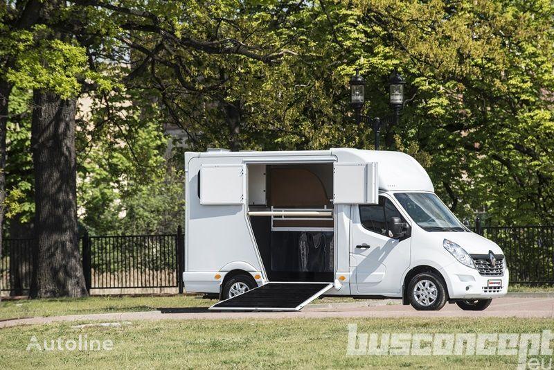 novi RENAULT Master 3-person Horsebox kamion za prevoz konja