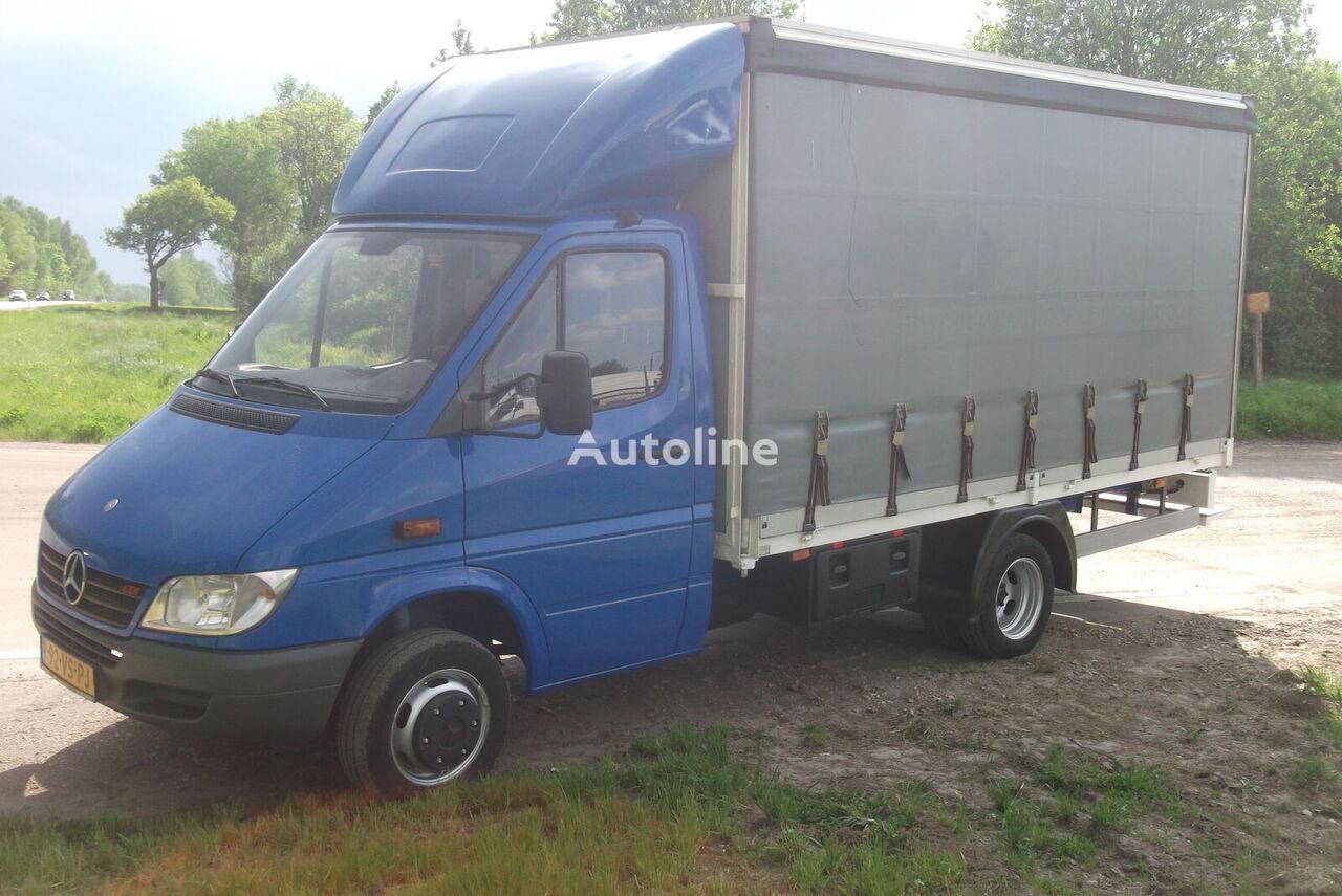 MERCEDES-BENZ 411 CDI Sprinter  kamion s zavesom < 3.5t