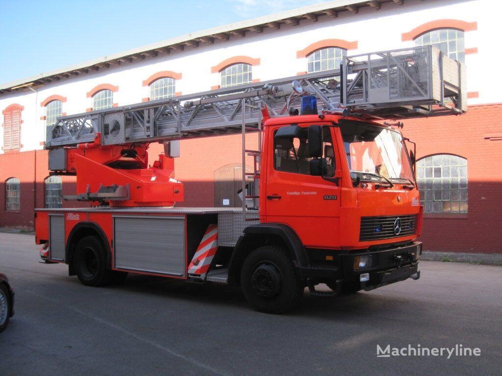 MERCEDES-BENZ 1120 F automehaničke lestve