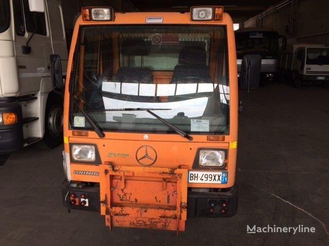 MERCEDES-BENZ UNIMOG UX 100 univerzalna komunalna mašina po rezervnim delovima