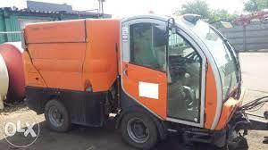 BUCHER CityCat 2020 vozilo za čišćenje ulica po rezervnim delovima