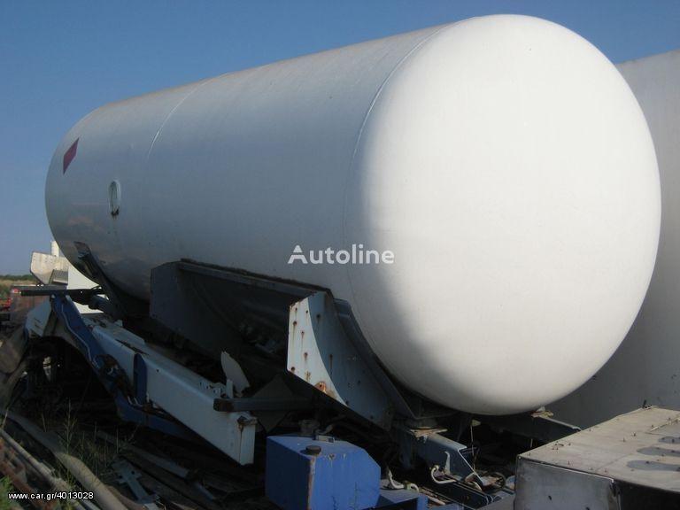 ALLO BYTIO GIA AERHIO '96 rezervoar-kontejner 20 stopa