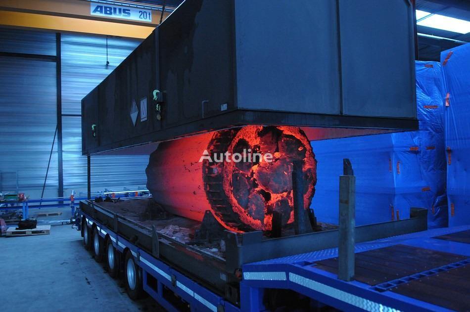 CCH HOT STEEL TRANSPORT rezervoar-kontejner 20 stopa