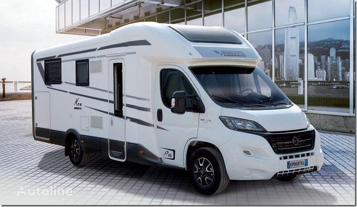 nova FIAT Mobilvetta Autorulota Kea P 68,Premium Luxury–Model 2020 kuća na točkovima