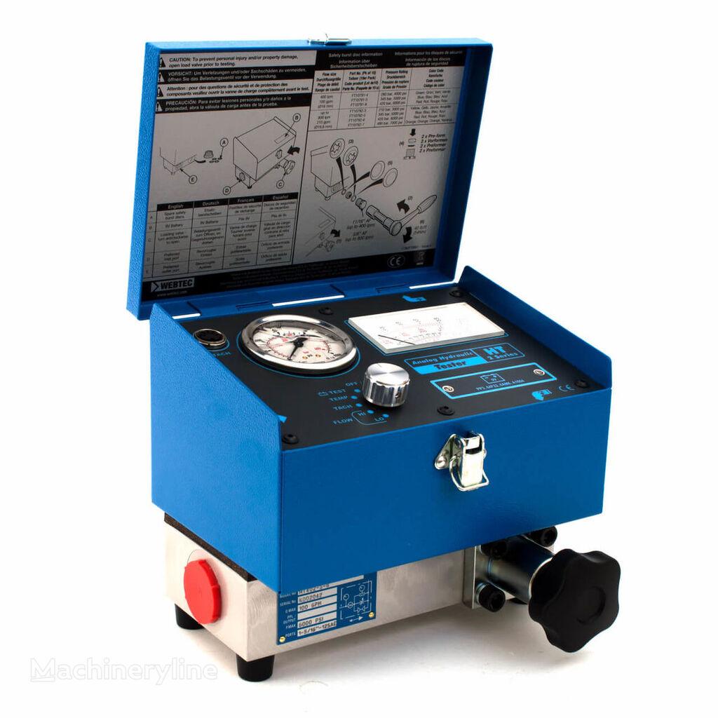 nova Webtec HT 402 Flowmeter hydraulic tester dijagnostička oprema