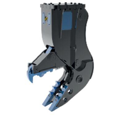 novo HAMMER FP 11 Fixed Crusher Pulveriser 1200KG hidraulične makaze
