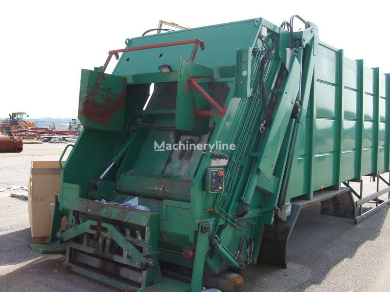 KATMERCILER S 21 karoserija za prevoz smeća