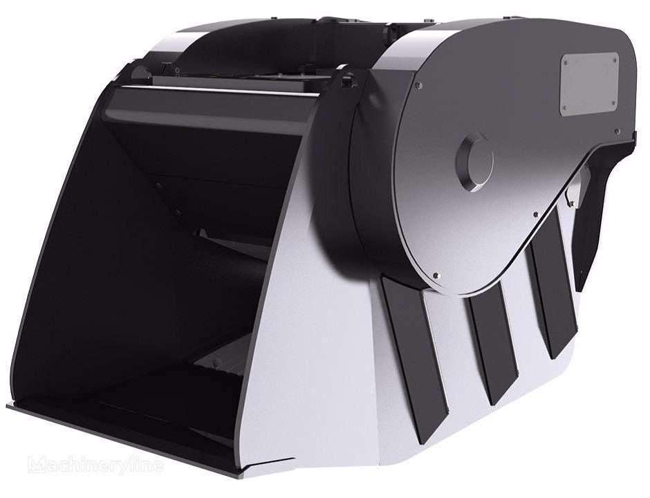nova HAMMER FB 500 Crushing bucket 5680KG 35-55T kašika drobilica