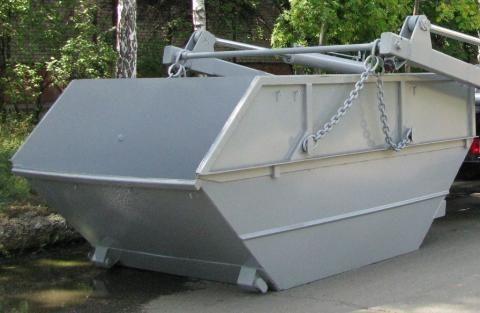 novi KO-450.08.00.000 kontejner za glomazni otpad