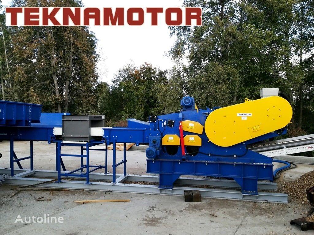 nova TEKNAMOTOR Skorpion 650 EB pilana