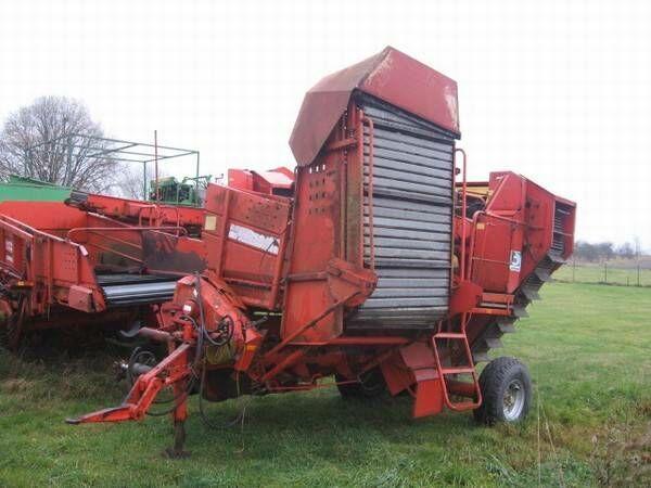 GRIMME LK 650 kombajn za krompir