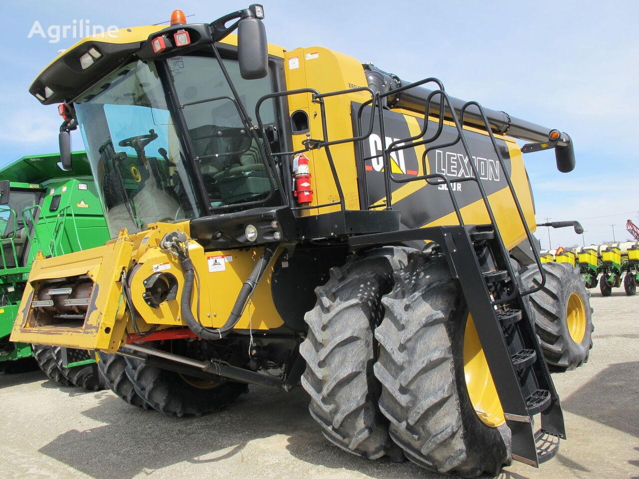 CATERPILLAR Lexion 580 kombajn za žito