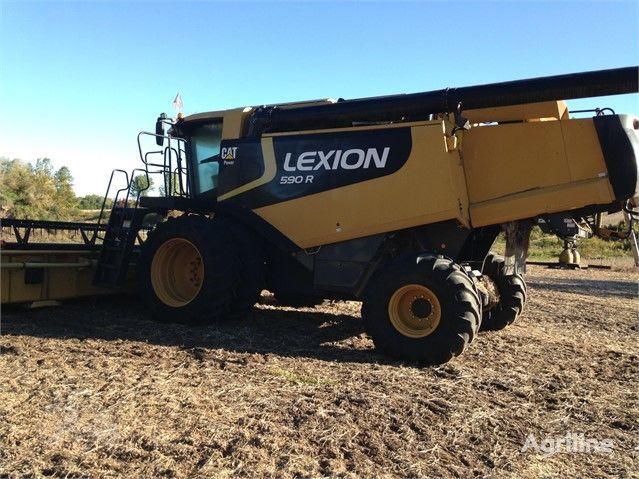 CATERPILLAR Lexion 590R kombajn za žito