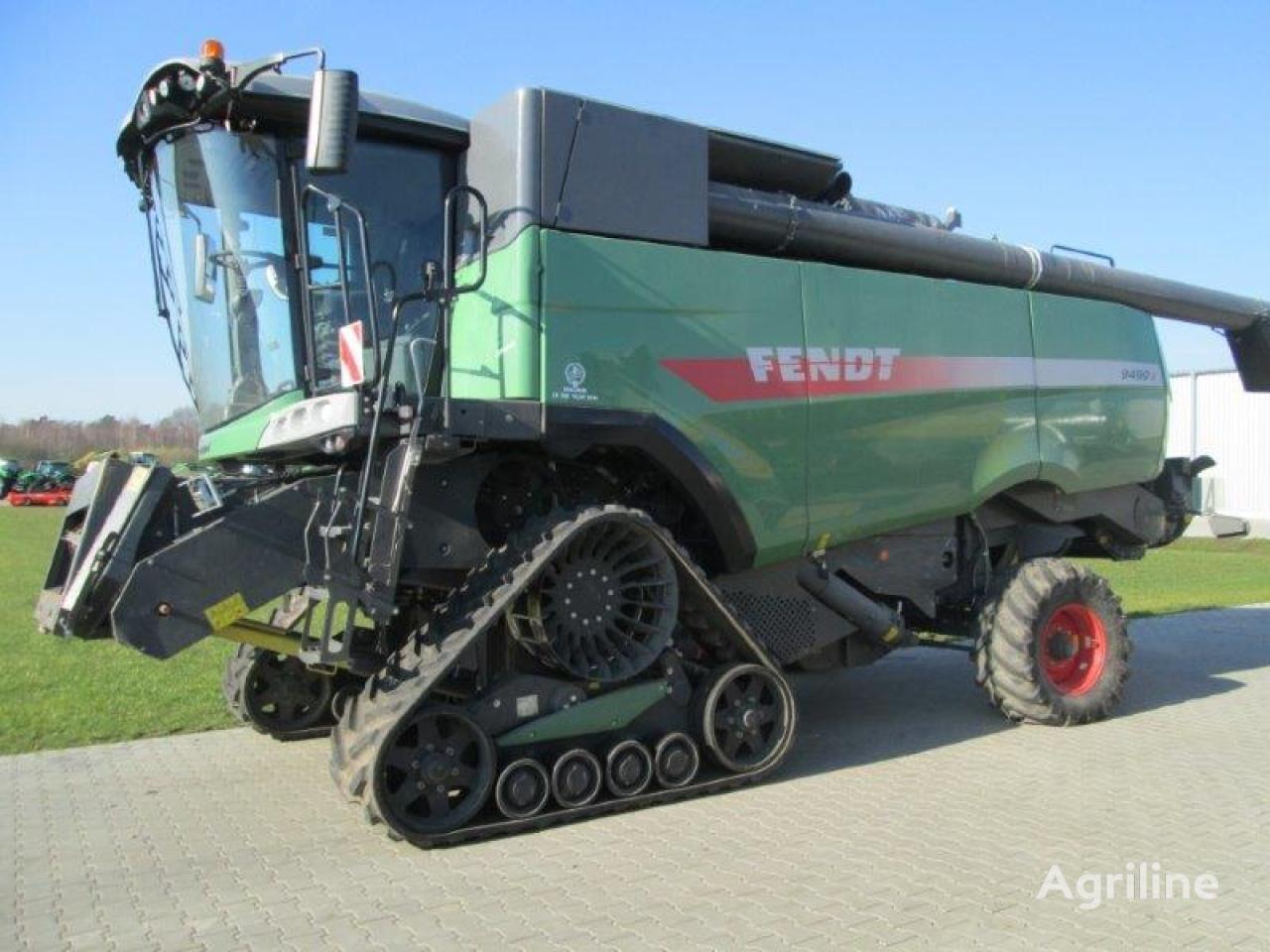 FENDT 9490 X Hybrid kombajn