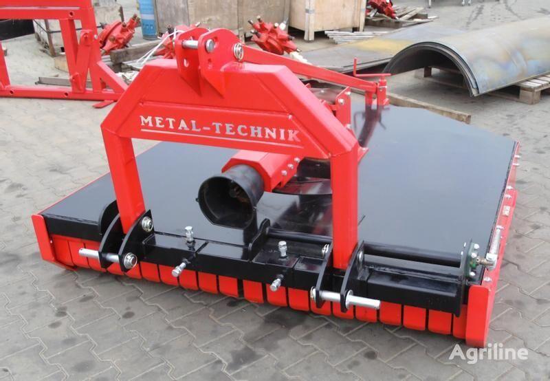 nova Metal-Technik Mulcher 1,6m / Kosiarko-rozdrabniacz kosačica