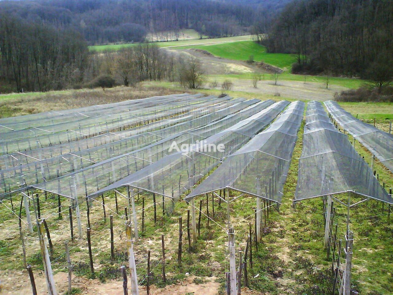 Zaštita vinograda od TUČE ostale poljoprivredne mašine