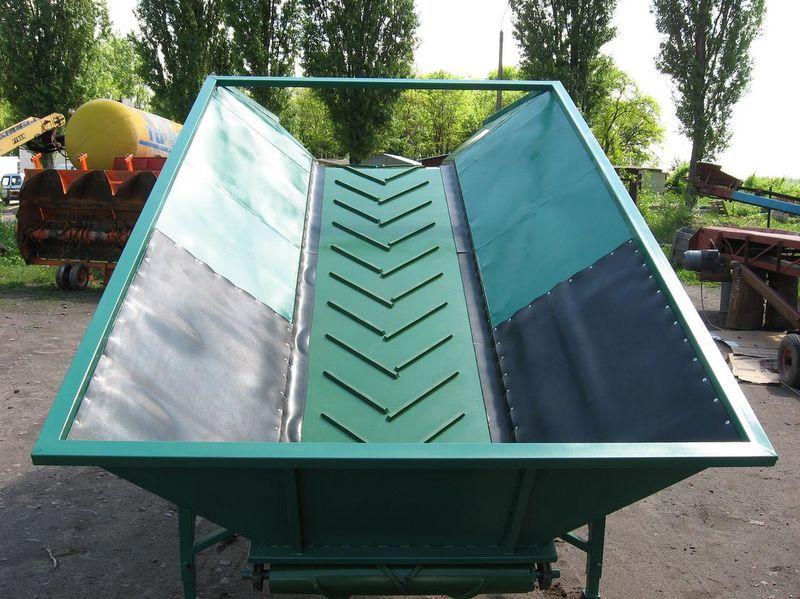 novi GRIMME prijemni bunker