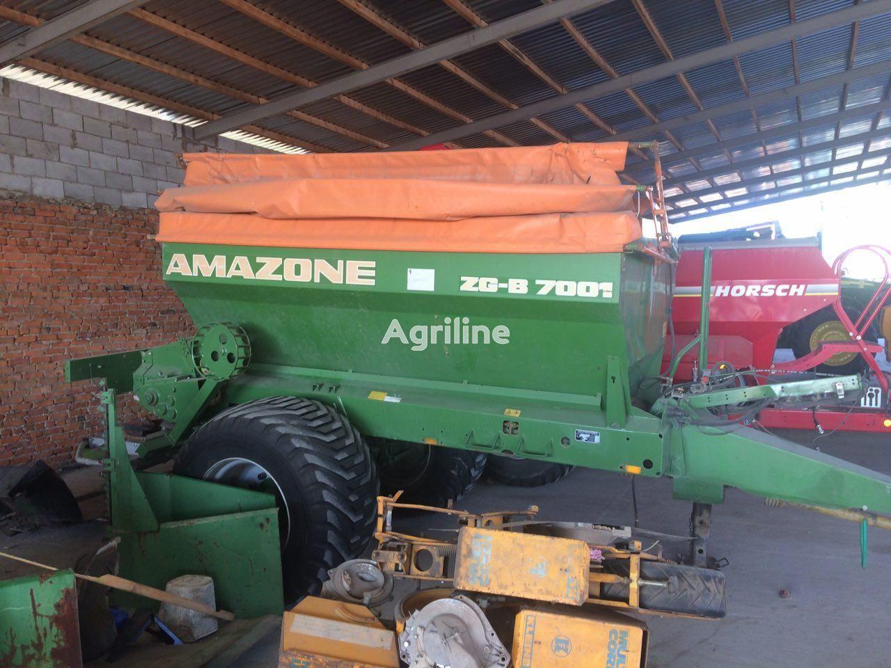 AMAZONE ZG-B 7001 rasipač đubriva