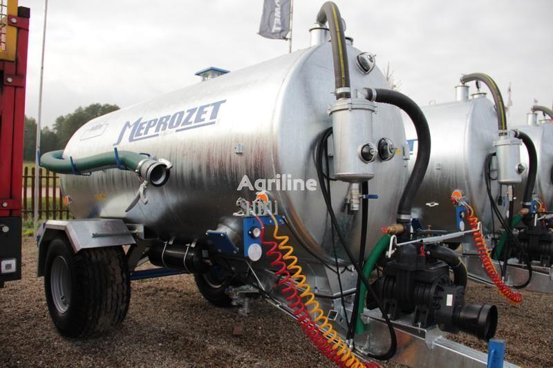 novi MEPROZET Güllefässer/ Slurry tanker/ Wóz asenizacyjny 5000 l rasipači veštačkog đubriva